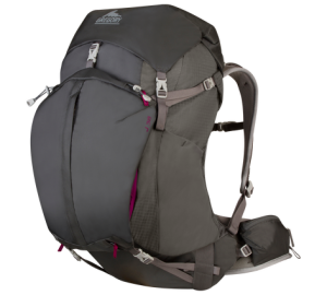 gregory j38 backpack