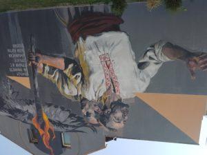 bulgarie taille plus vratsa murale