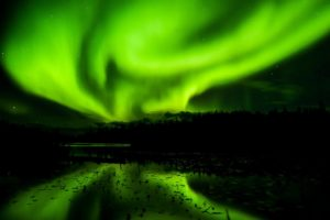 plus-size backpacker countries to visit canada aurora borealis north