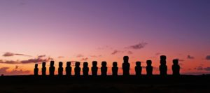 plus-size backpacker countries to visit chile easter island