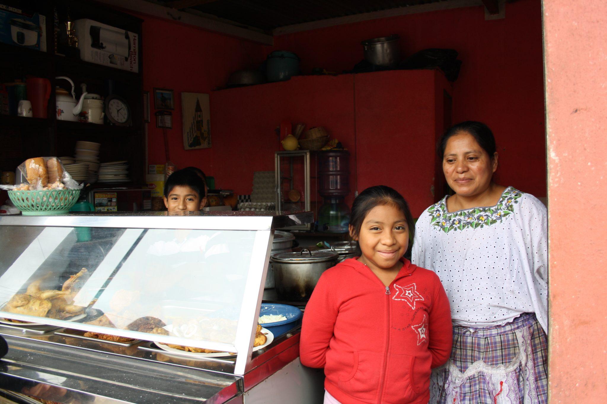 Comedor Guatemala