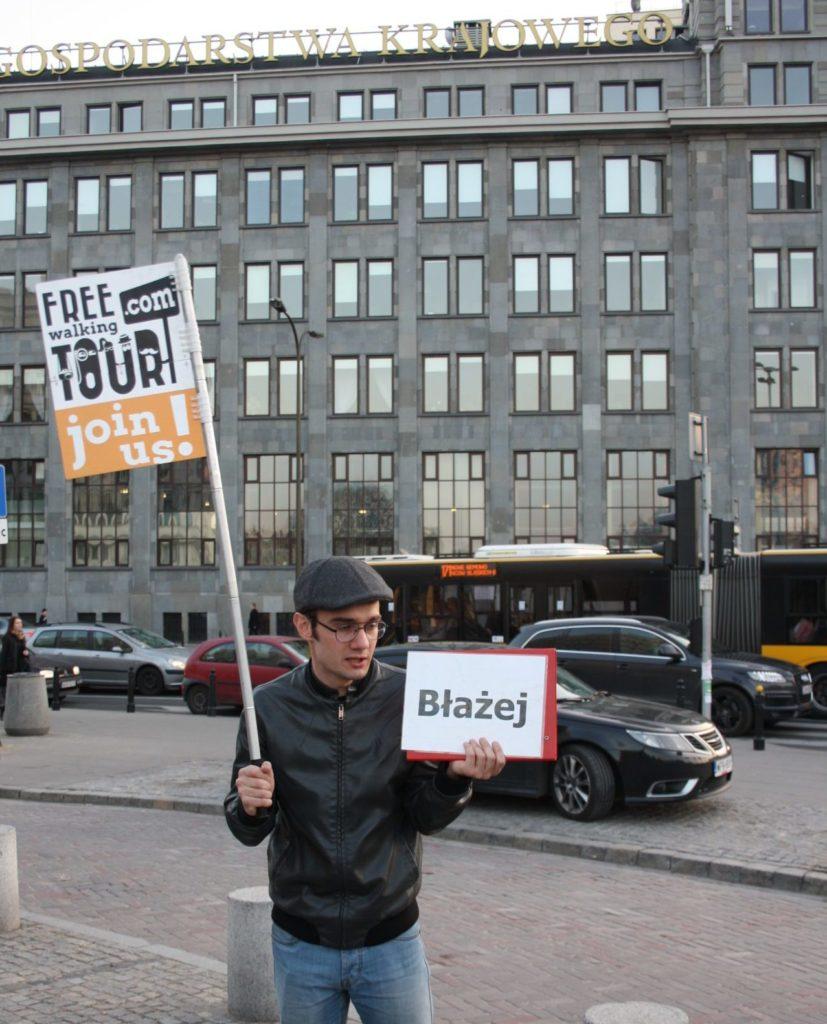 Criminal Warsaw Poland Free Walking Tour Plus-Size Backpacker
