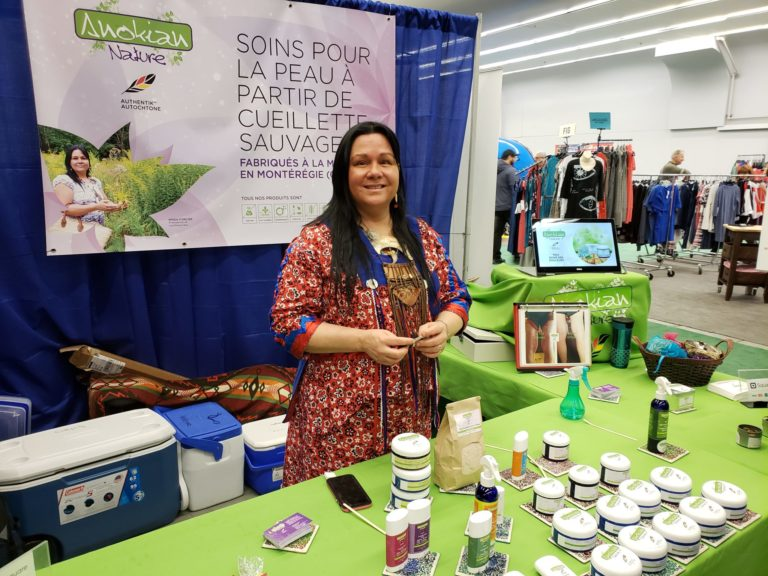 montreal outdoor adventure show anokian minda plus-size backpacker