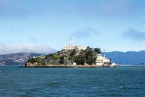 Alcatraz san francisco californie