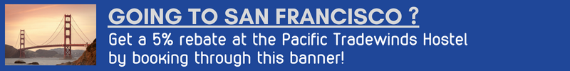 Pacific Tradewinds Hostel San Francisco Rebate