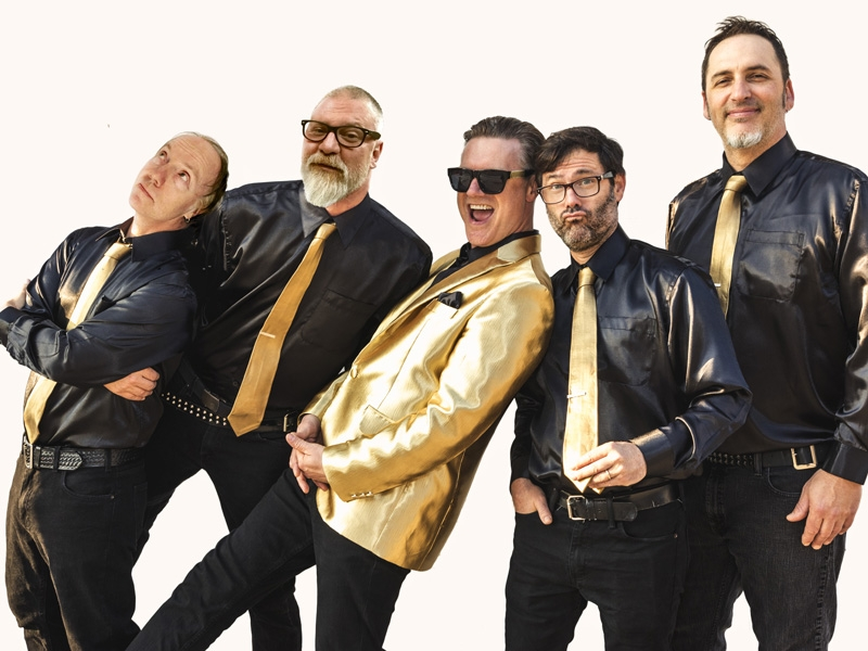 77 Montreal Me First and the gimme gimmes Montreal music festivals