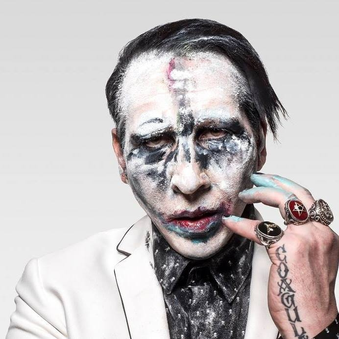 Marilyn Manson Heavy Montreal music festivals
