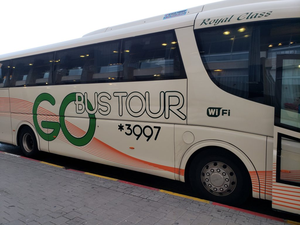 Tour bus Tourist Israel