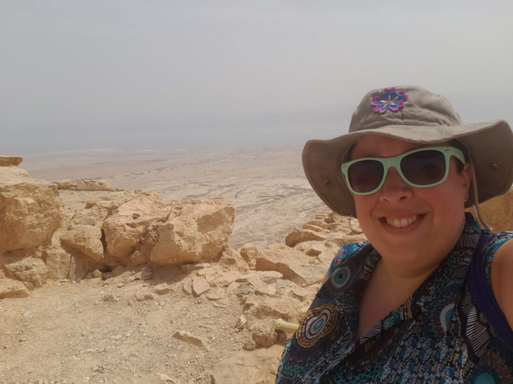 masada valley view